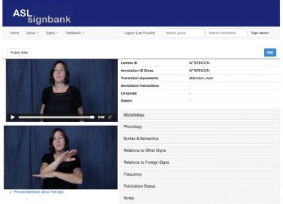 ASLsignbank-screenshot